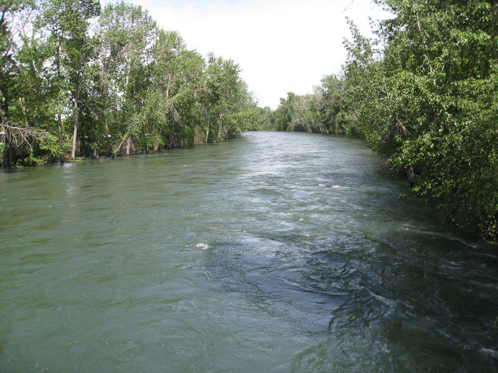 Boise River, Бойсе