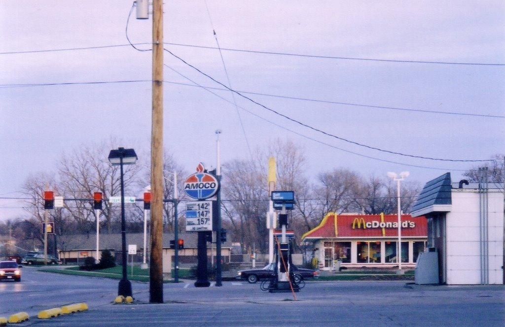 Benton and Riverside, Крескент