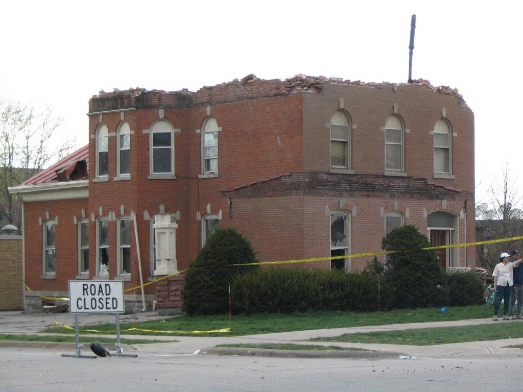 2006 Tornado - Bye Bye Roof, Масон-Сити