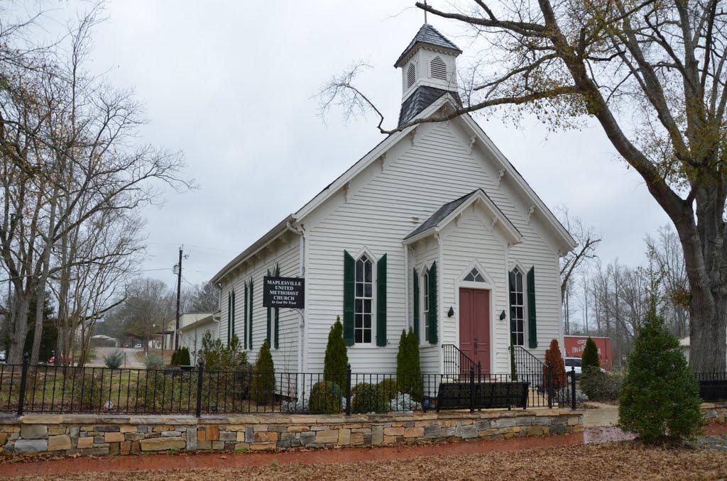 Maplesville United Methodist, Авон
