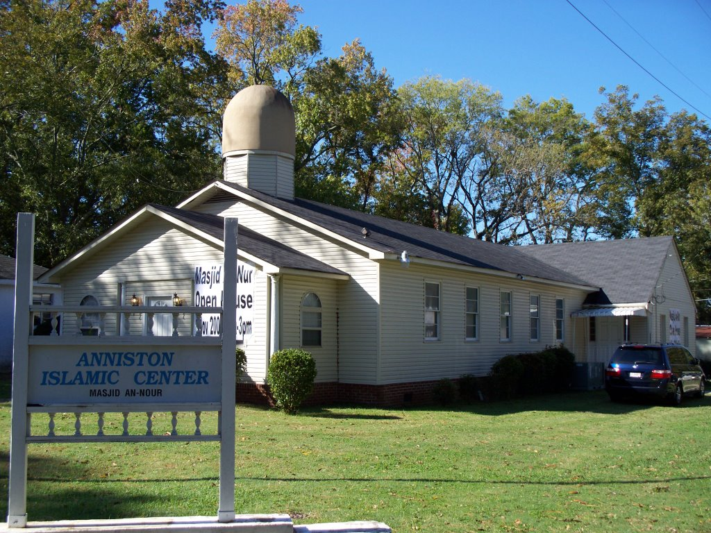 Anniston Islamic Center, Аннистон