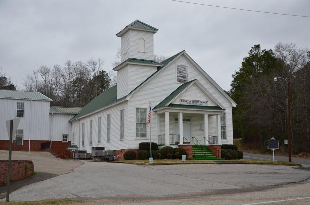 Ebenezer Baptist, Гералдин