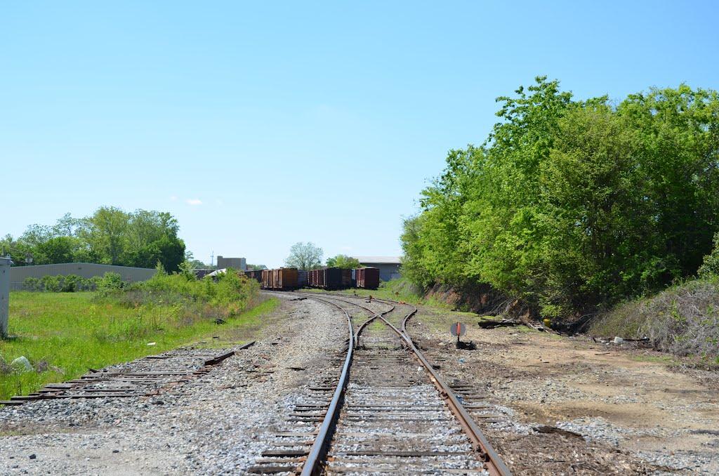 Chattahoochee & Gulf Railroad, Кинси
