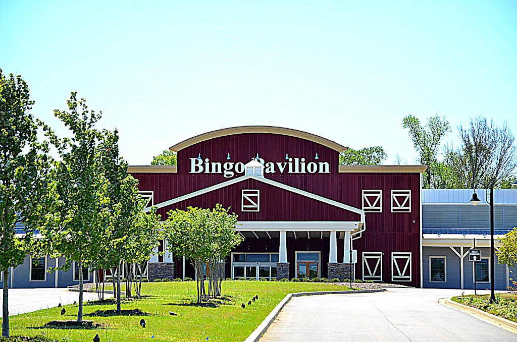Center Stage - Bingo Pavilion, Мадрид