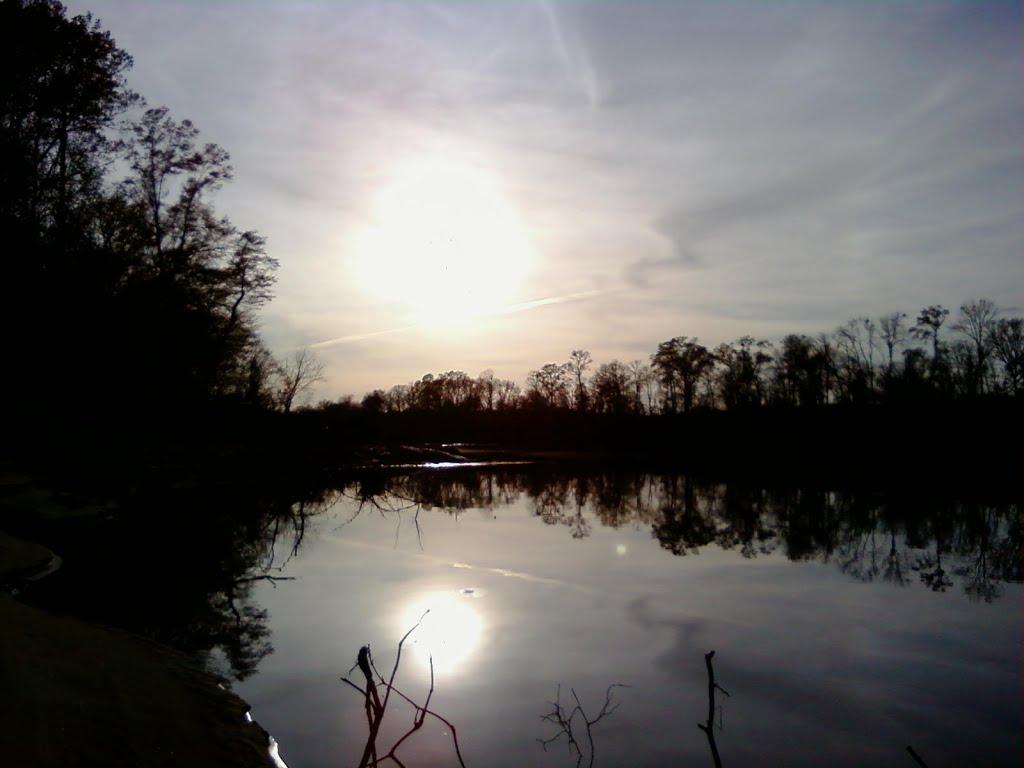 Black Warrior River, Маундвилл