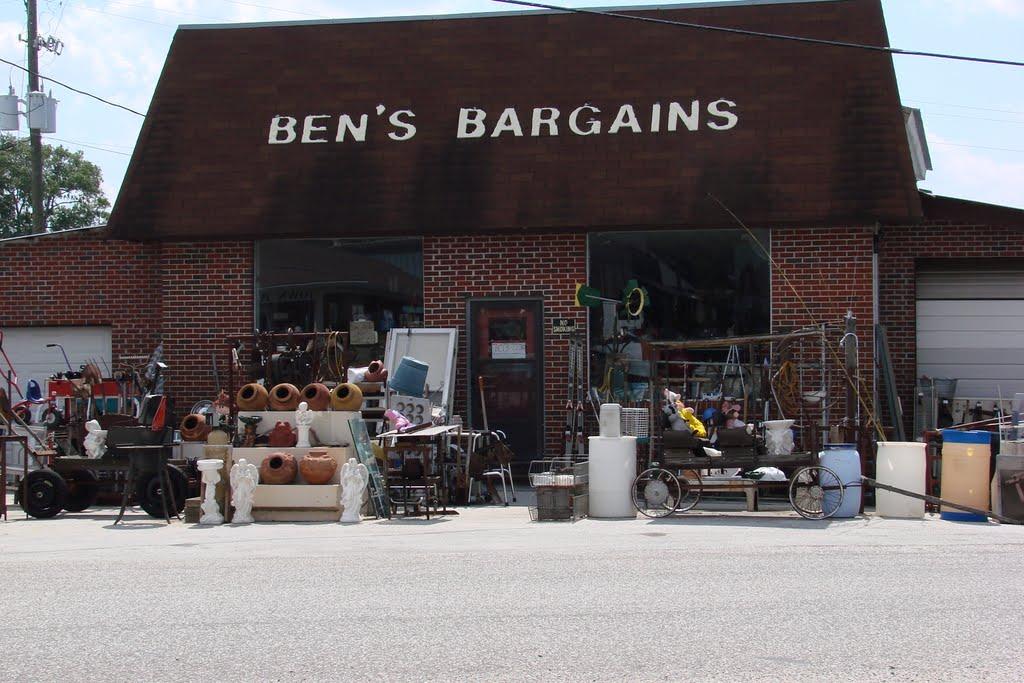 Bens Bargains, Нотасулга