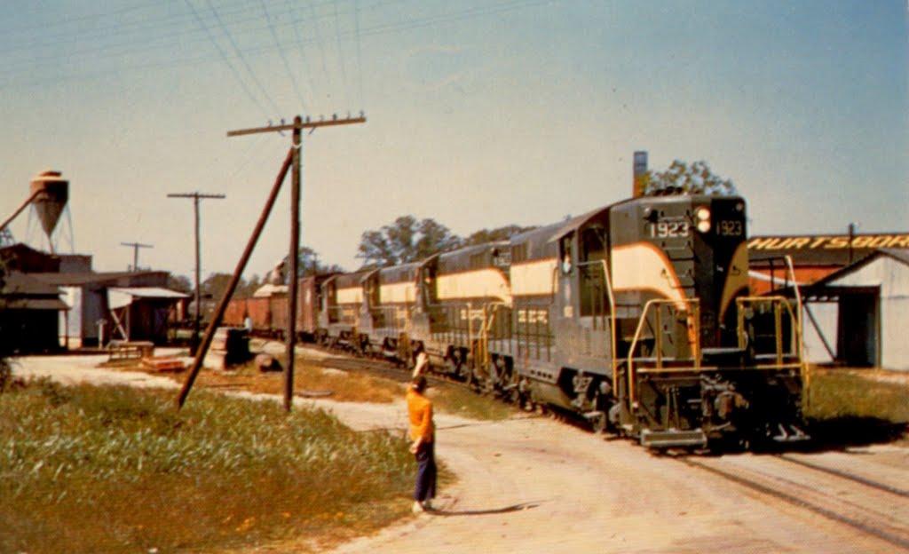 Seaboard Air Line Railroad (Historical - 1960), Ньювилл