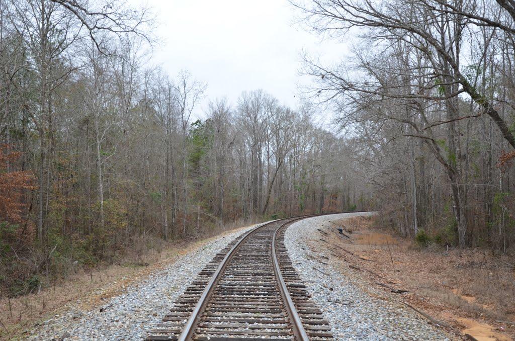 Autauga Northern Railroad, Пинкард