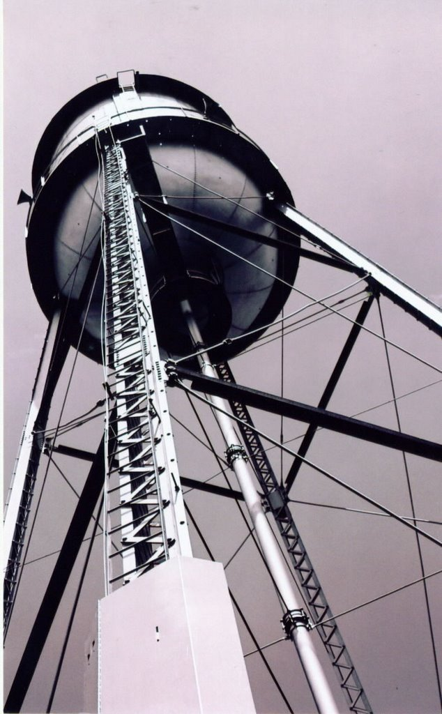 Flomaton Water Tower, Фломатон