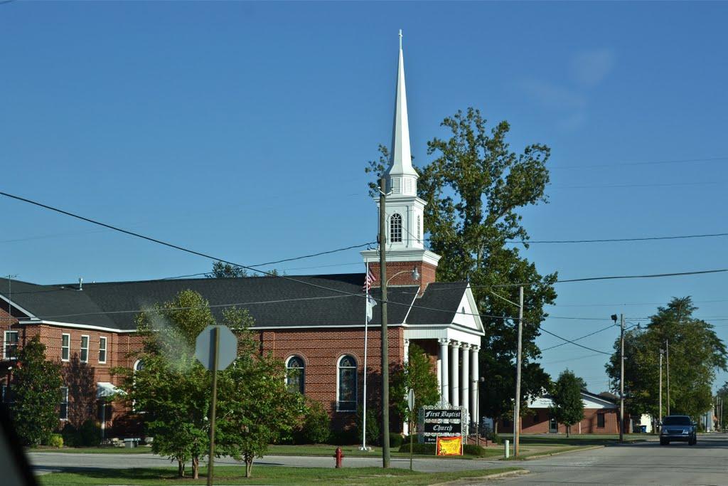 First Baptist Church, Фломатон