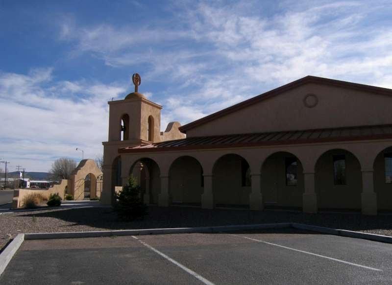 church, Спрингервилл