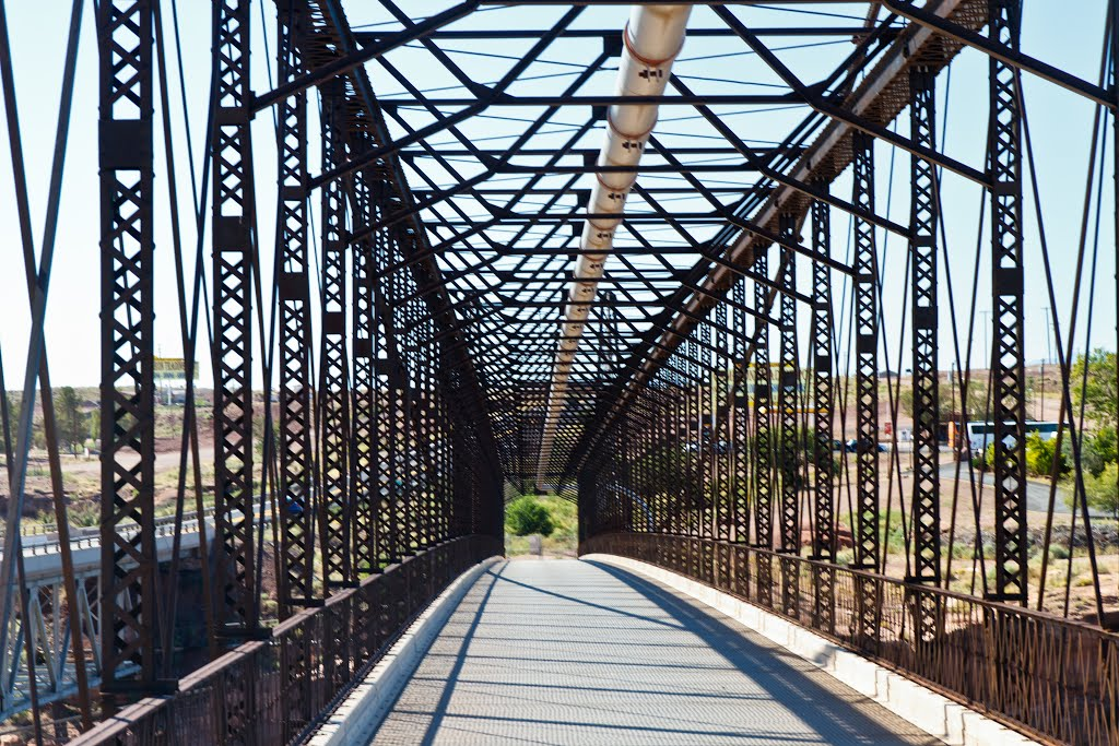 Most cez Malé Colorado., Спрингервилл