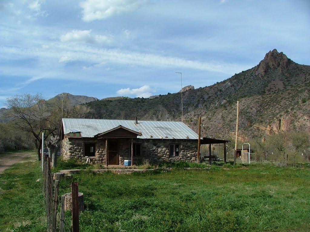 Rock Cabin Fr 68e Near Verde Hot Springs, Туба-Сити