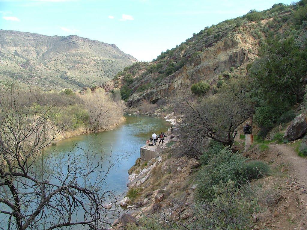 Verde Hot Springs @ 2,655 elevation, Туба-Сити