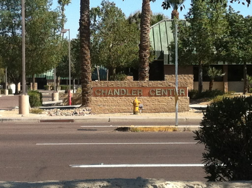 Chandler Center, Чандлер