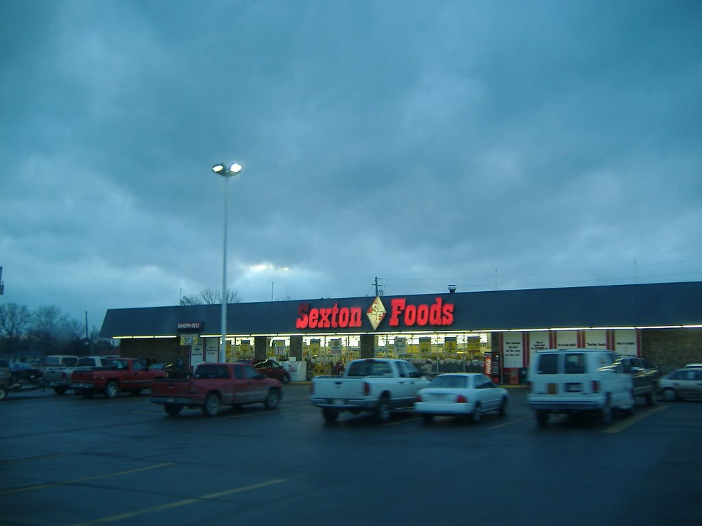 sexton foods in atkins,arkansas, Аткинс