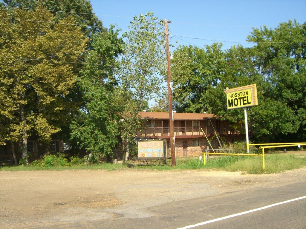 Hosston Motel, Hosston, LA, Бакнер