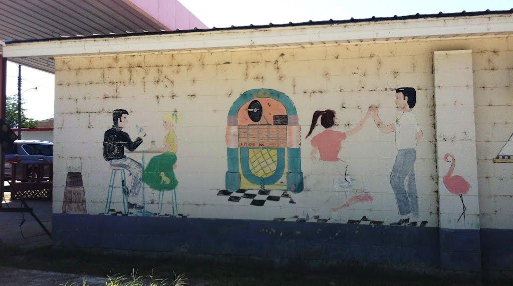 Mural, Бакнер