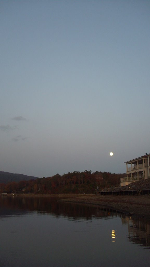 Moon Over Lake Hamilton, Блевинс