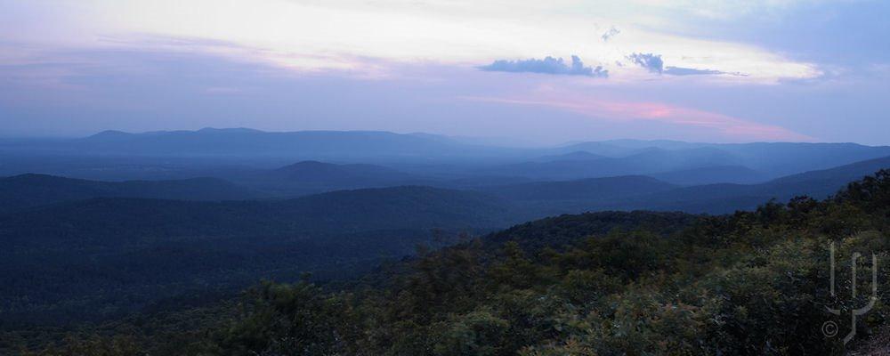 Grand View vista, Блевинс