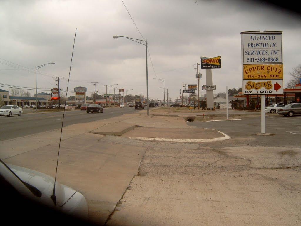 Searcy Arkansas, Брадфорд