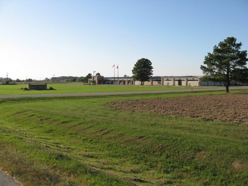 Phillips Community College of the University of Arkansas-Sept2008, Поттсвилл