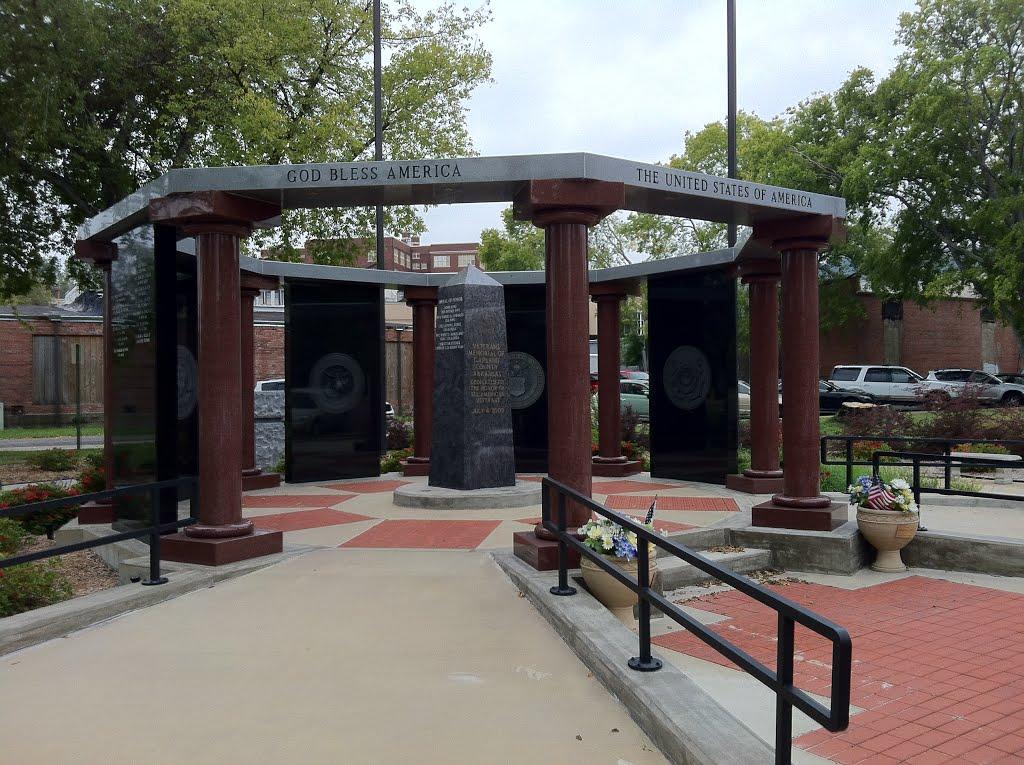 Vets Memorial, Хот-Спрингс (национальный парк)