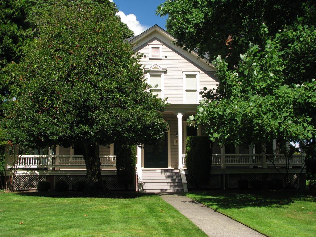 Officers Row House 20 (1884), Ванкувер