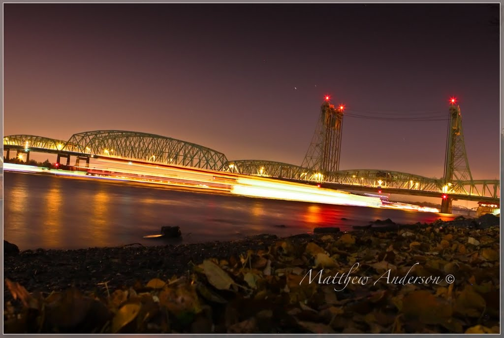 2011 christmas boat parade on the Columbia River, Ванкувер