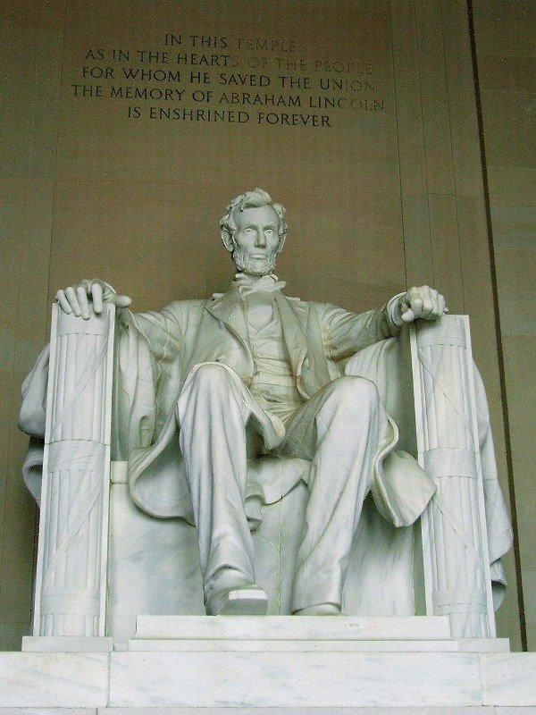 Lincoln - Lincoln Memorial, Ньюпорт-Хиллс