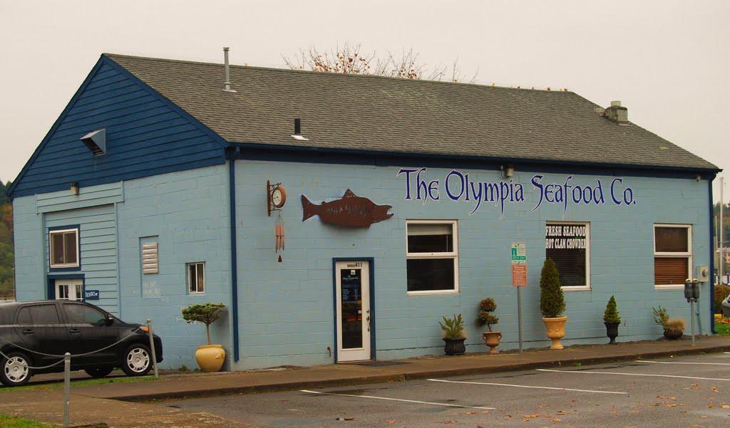 The Olympia Seafood Company, Олимпия