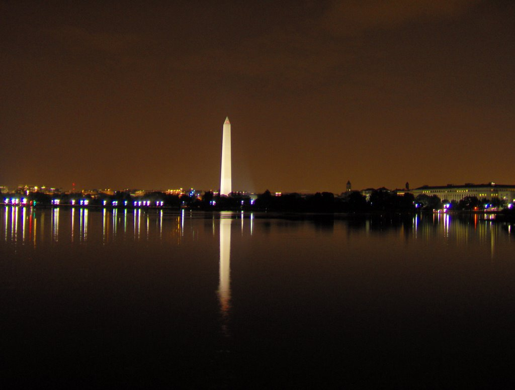 Washington Monument - 08/2008, Сентралиа