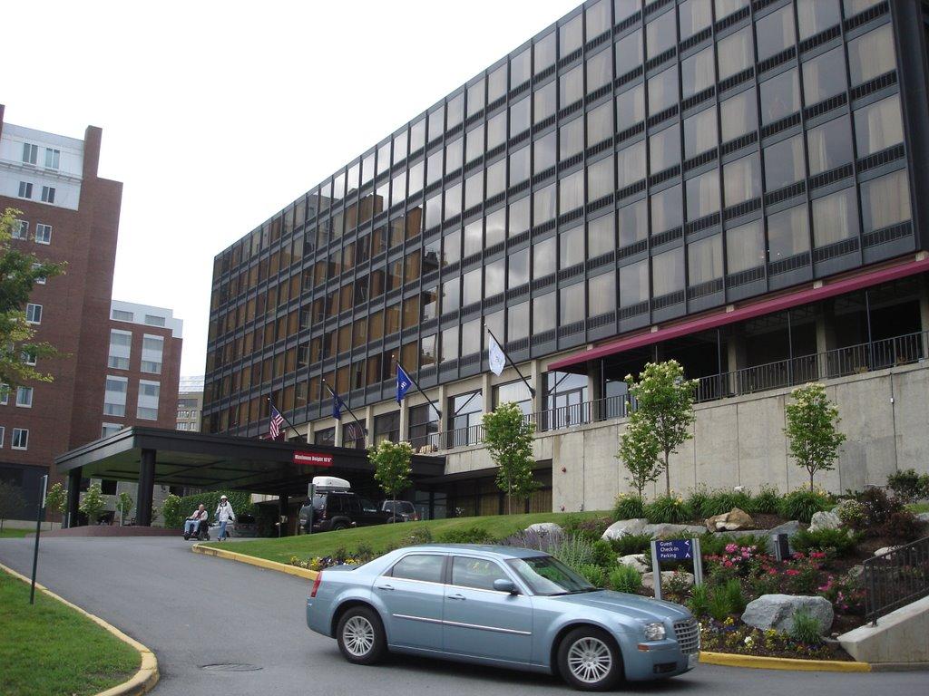 Hilton Hotel, Burlington VT, Берлингтон