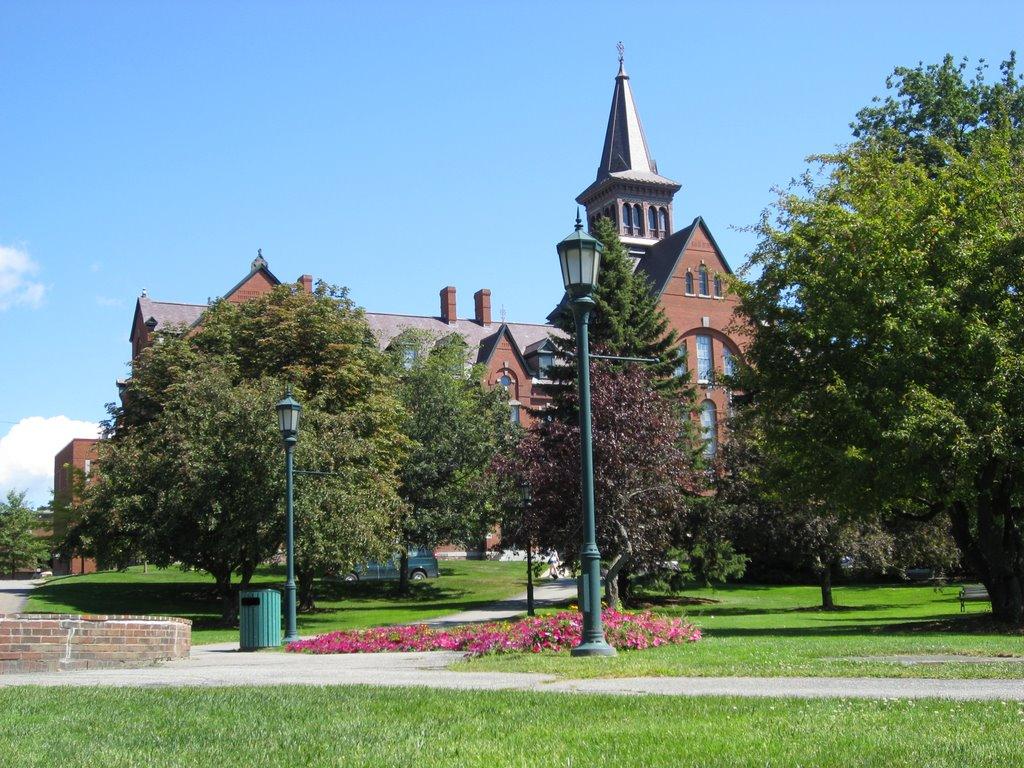 University of Vermont, Burlington, VT, USA, Берлингтон