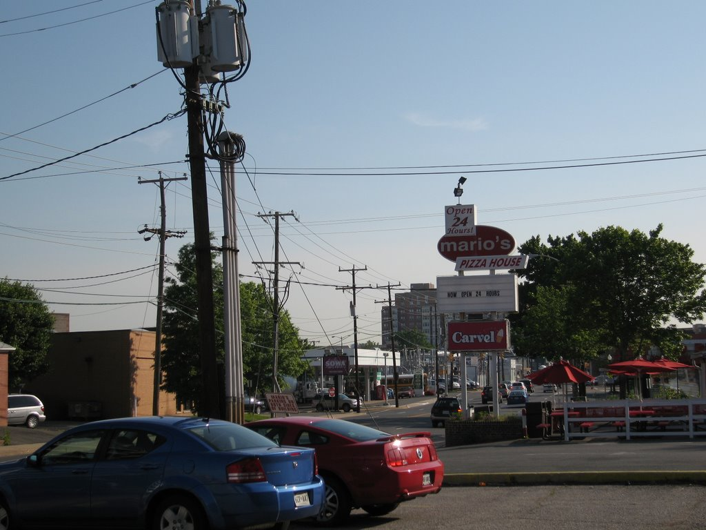 Wilson Blvd., Арлингтон