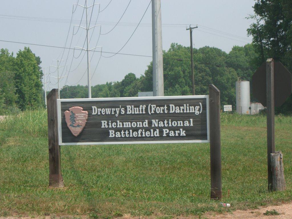 Drewrys Bluff Battle Field, Беллвуд