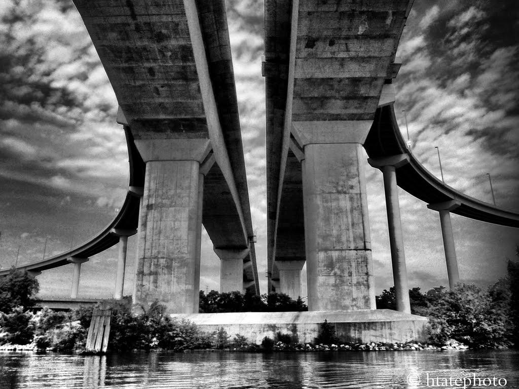 Vietnam Veterans Memorial Bridge, Беллвуд
