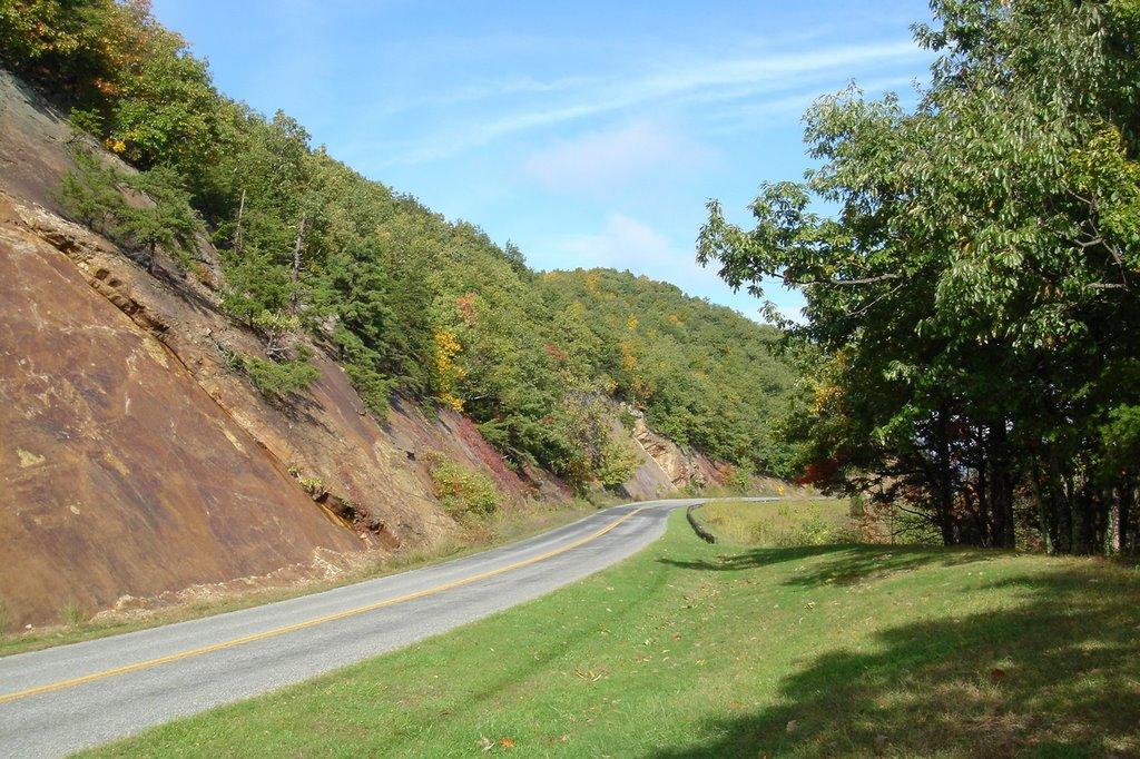 Blue Ridge Parkway, Блу-Ридж