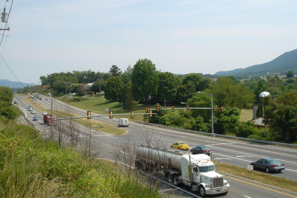 US 460, Блу-Ридж
