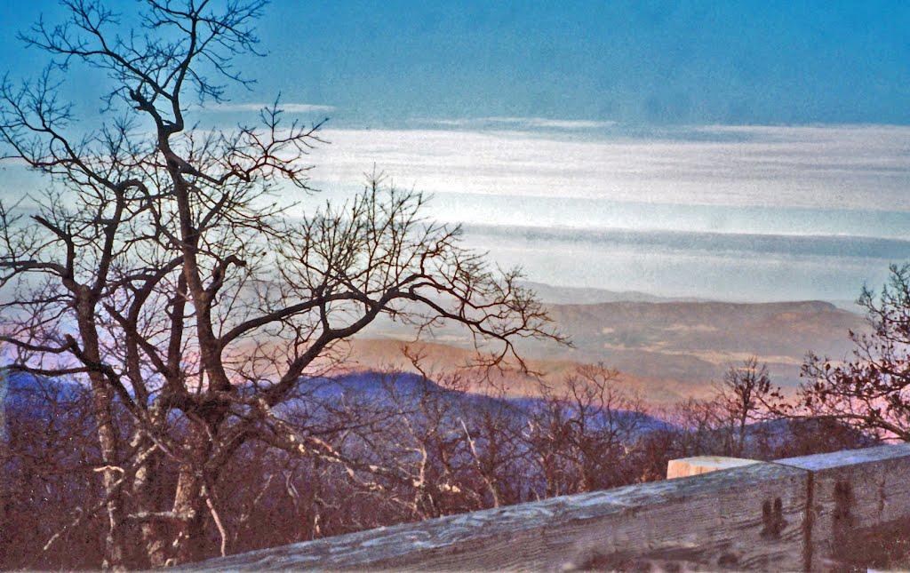 Appalachian Trail, Blue Ridge Parkway, Блу-Ридж