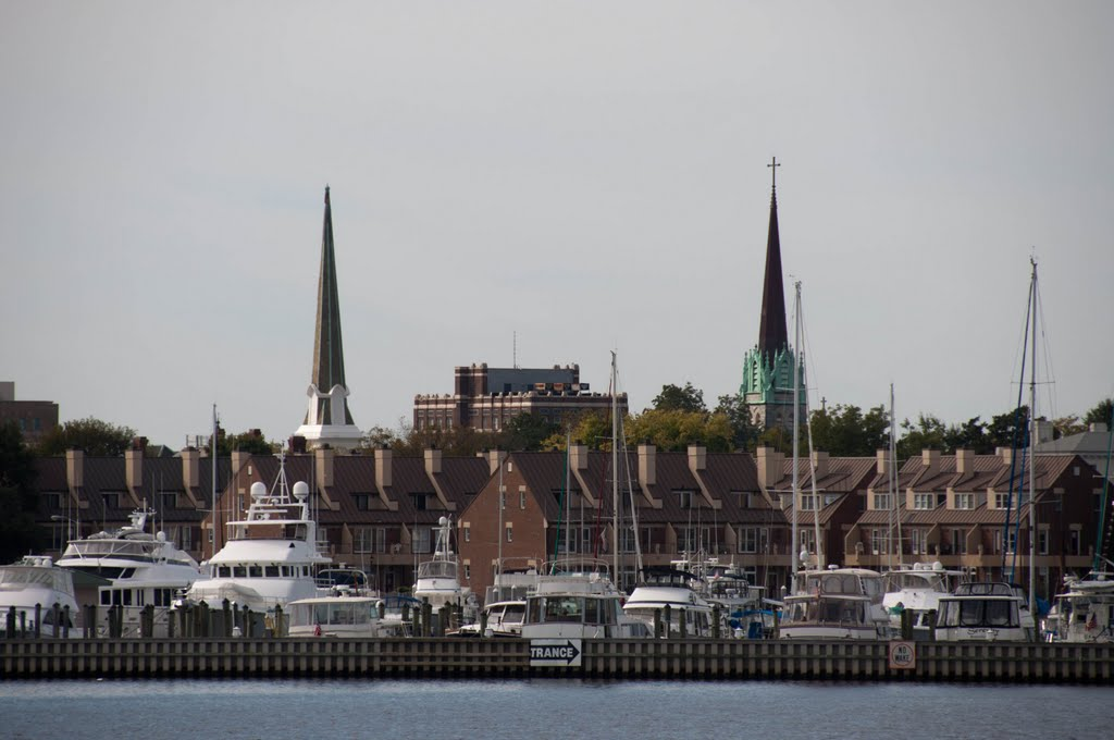 Two Churches in Portsmouth, Virginia, Портсмут