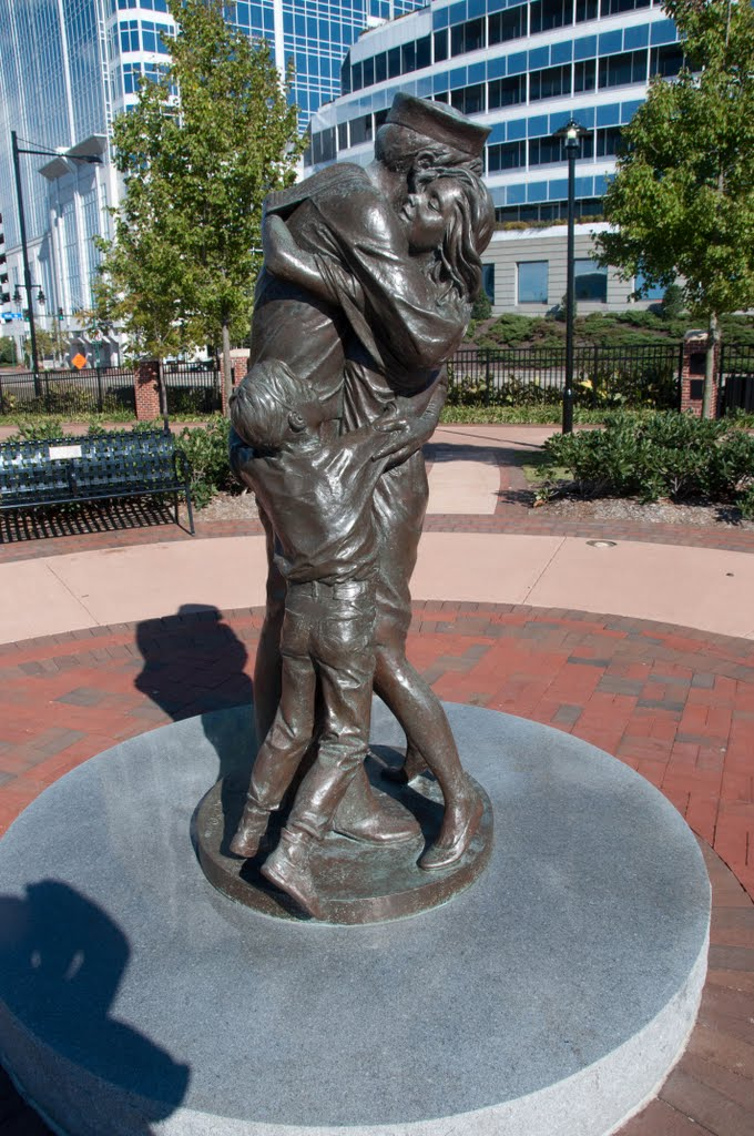 The Homecoming at the Town Point Park, Norfolk, Virginia, Портсмут