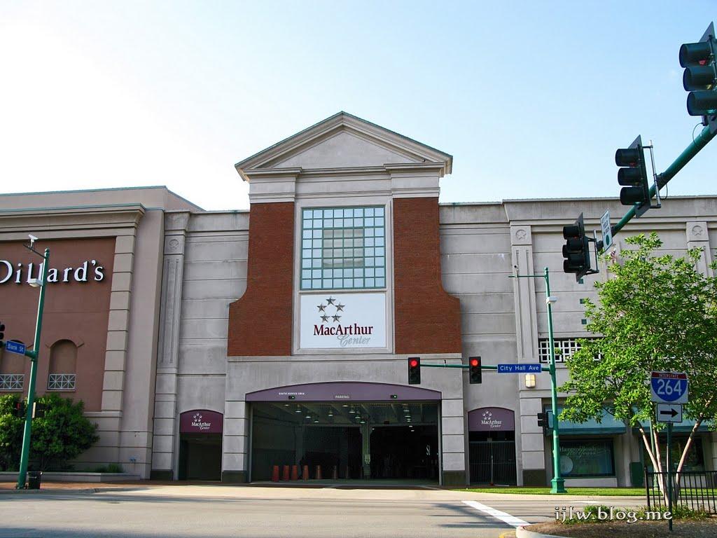 MacArthur Center, Norfolk, Портсмут