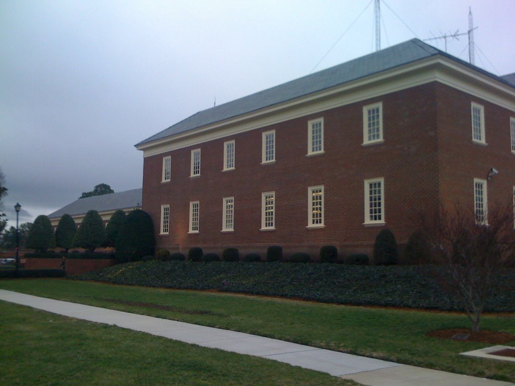 Virginia Beach Police Department HQ, Троутвилл