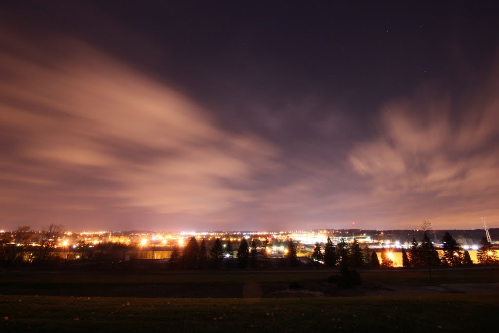 Clouds Across the Night, Брукфилд