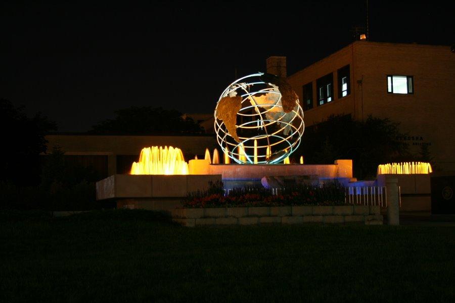 World Globe., Кеноша