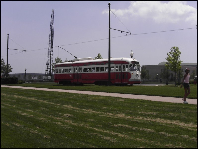Electric Trolley, Кеноша