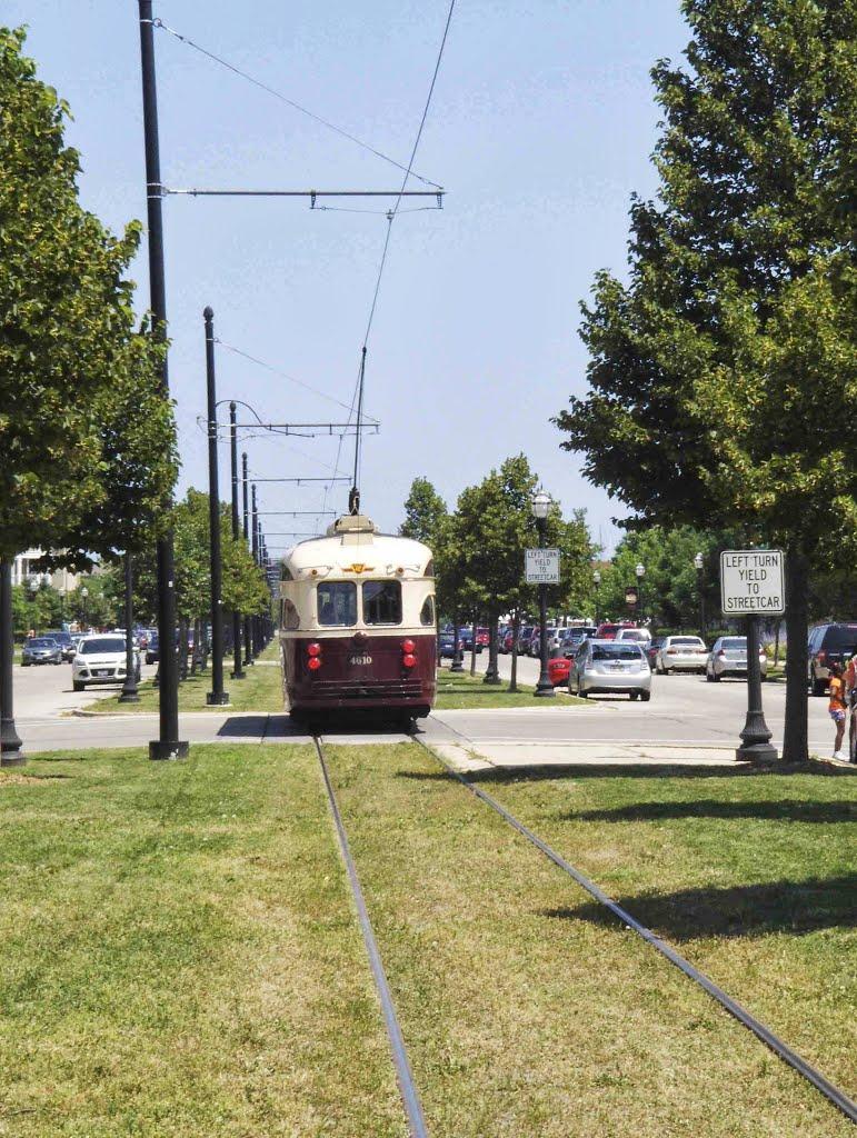Electric Streetcar Circulator, GLCT, Кеноша