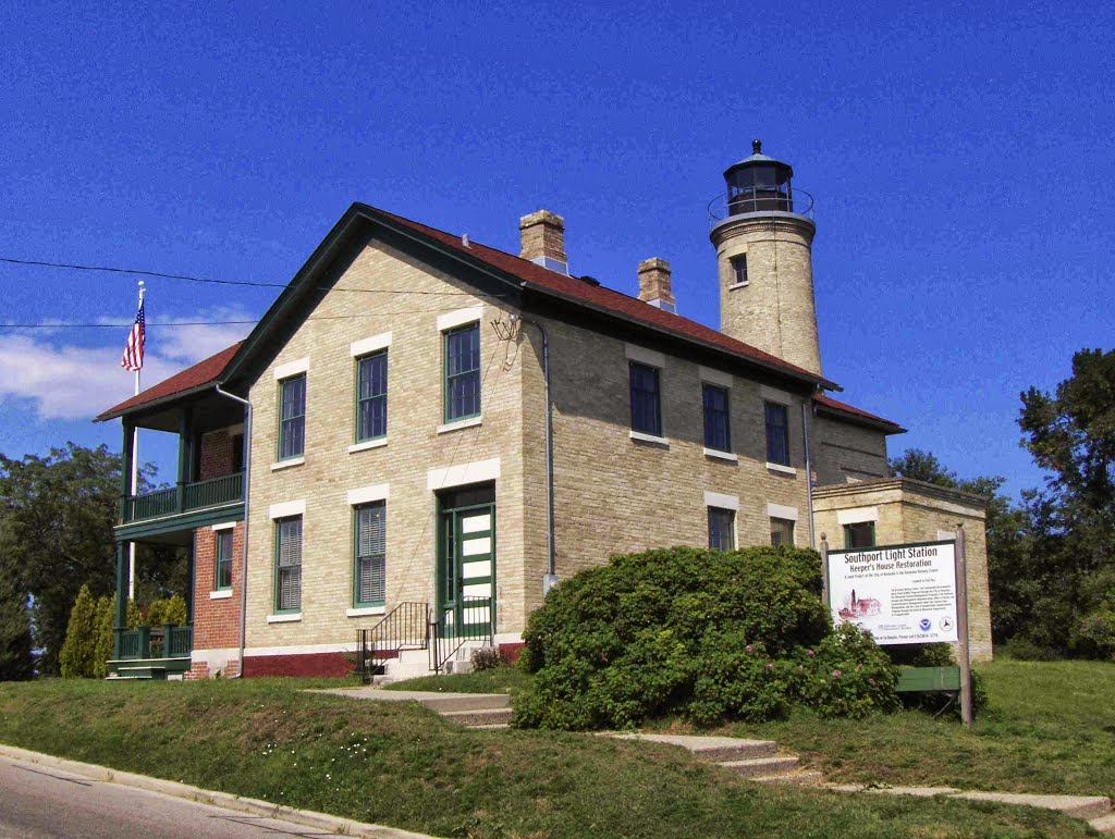 Southport Light Station Museum, GLCT, Кеноша