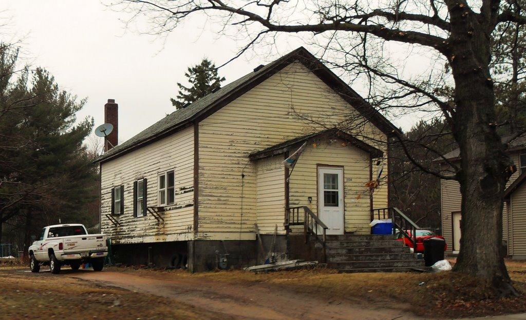 Tumbledown House, Wisconsin, Ракин